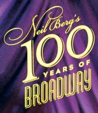 Neil Berg's 100 Years of Broadway at Binghamton University
