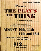 <i>The Play's the Thing</i> 2007 by Theatricks by Starlight