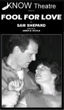 Binghamton's Know Theatre presents Sam Shepard play <i>Fool for Love</i>
