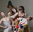 <i>Harlequin's Capers</i> at Cornell U. in Ithaca Nov. 18