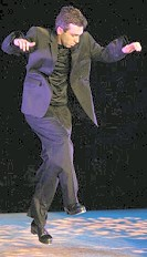 Finger Lakes Tap Dance Festival in Ithaca, March 28-30