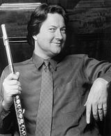 Flutist Robert Stallman on WRTI's <i>Crossover</i>