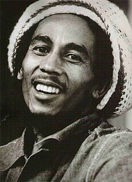 Feb. 10, 2009 / 8 pm - Celebrating the life of Bob Marley (born Feb, 6th, 1945)