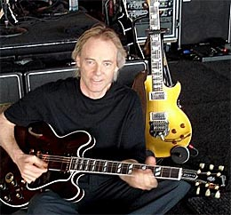 Live on WNTI: British Guitarist Snowy White on Thurs., Mar. 12 / 8-10 PM  <i>Rock-It Science</i> with Greg Lewis<br />