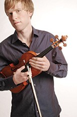 Celtic Fire with Jeremy Kittel, fiddle and Binghamton Philharmonic Pops March 14