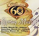 Tri-Cities Opera presents 'Spring Medley' March 20-22 in Binghamton
