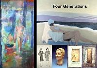 'Four Generations' of art closing celebration Friday in Binghamton