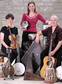 Ethnic folk music with 'Simple Gifts' May 10 in Binghamton