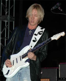 Artist Review: Kenny Wayne Shepherd - American blues guitarist, singer, and songwriter