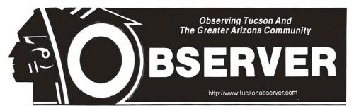 Stonewall 2009- Tucson Observer Publishers Bob Ellis and Gary Clark