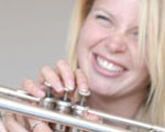 In the Footsteps of Giants: Trumpet Dynamo Bria Skonberg