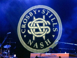 Concert Review: Crosby, Stills and Nash on August 11, 2009 - By WNTI's Trevor B. Power