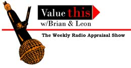 Sept. 13, 2009 - 'Value This with Brian and Leon' Radio Show - Appraisal Show