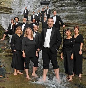 'British Invasion' with the Cayuga Vocal Ensemble 10/30, Watkins Glen; 11/1 Ithaca
