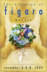 Tri-Cities Opera presents Mozart's 'The Marriage of Figaro' Nov. 6, 8 in Binghamton