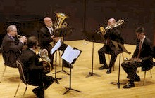 Ithaca Brass help celebrate 200 years at Binghamton's Christ Episcopal Church, 1/24