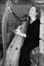 <b>Harpist Martha Gallagher in Owego, 3/21</b>