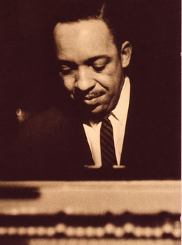 <i>Just Jazz</i> with Bob Bernotas Presents the April Artist of the Month: <b>Pianist Red Garland</b>