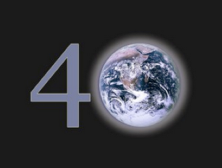 Earth Day 40th Anniversary
