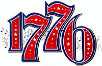 The film 1776 and a concert for Independence Day, July 1 in Binghamton