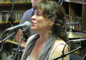 Janiva Magness sings the blues on KSUT