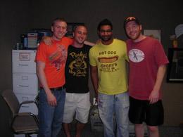Contours: July 18, 2010