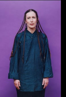 Meredith Monk at West Kortright Centre, East Meredith, NY, July 24