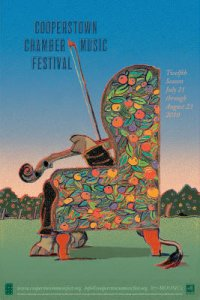 The Cooperstown Chamber Music Festival is underway