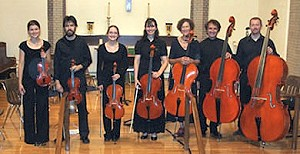 New Violin Family Orchestra in Fayetteville 8/7, Ithaca 8/8