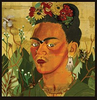 'Cosmogonies,' paintings by Chris Bahr at Africa House, Endicott 9/30 - 12/20
