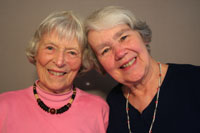 Miami Valley StoryCorps : Patricia Maneri & Evelyn Sikes