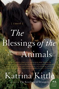 Book Nook: The Blessings of the Animals, Katrina Kittle