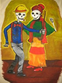 The Rockwell Museum in Corning presents a celebration of the Day of the Dead