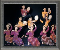 The Oneonta Concert Association presents the Bayanihan Philippine National Dance Company