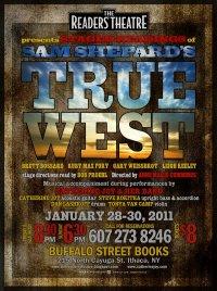 Readers' Theatre of Ithaca presents Sam Shepard's <i>True West</i>