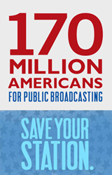 Public Broadcasting Zeroed Out in House Budget Bill 