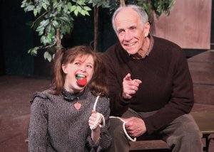 The Cider Mill Playhouse presents A.R. Gurney's <i>Sylvia</i>