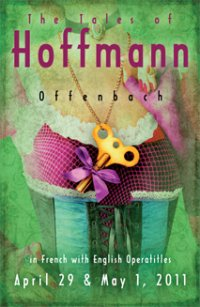 Tri-Cities Opera presents Offenbach's <i>The Tales of Hoffmann</i>