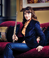 Flutist Mimi Stillman on WRTI's <i>Crossover</i>