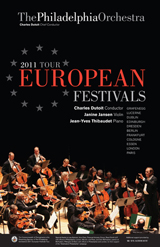 The Fabulous Philadelphians in Europe--Inside Philly Fringe and Live Arts Festival--Movement Brigade's Dance on the Schuylkill 