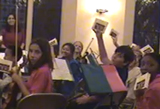 Musicopia's Young Musicians Say Thank You!
