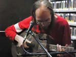 Live from Studio A:  Charlie Parr