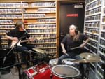 Live from Studio A:  Brothers Burn Mountain