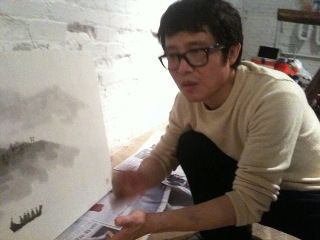 Ex North Korean Propaganda Artist Comes to Atlanta