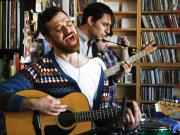 Milagres: Tiny Desk Concert