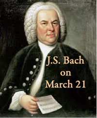 J.S. Bach's Birthday Bash!