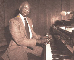 Just Jazz with Bob Bernotas Presents the April Artist of the Month: pianist Hank Jones.
