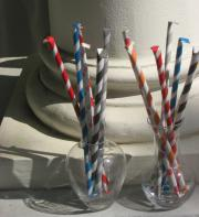 Homemade Pixy Stix