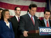 New Republic: Farewell To Rick, Who Was Not Mitt