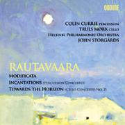 Bang On A Concerto: A New Percussion Piece By Rautavaara